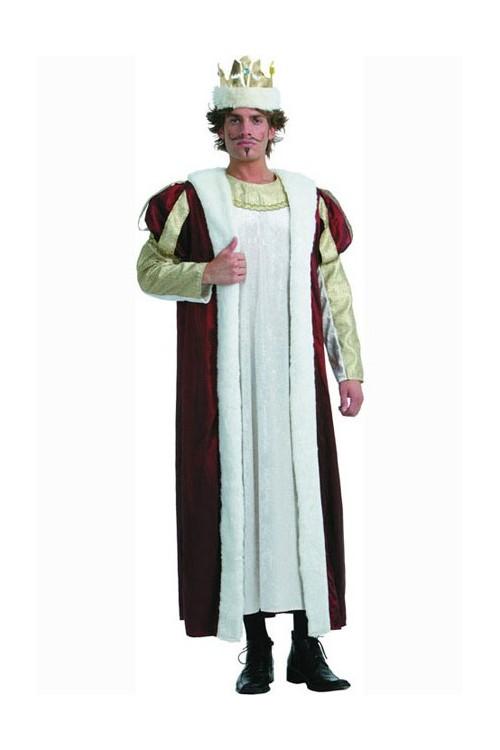 D guisement roi adulte des costumes pour homme des personnages de france - Deguisement personnage disney adulte ...