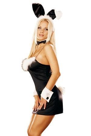 Plus size burlesque black mariah ny - 1 8