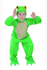 Costume Grenouille