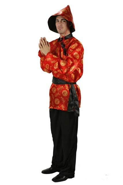 tenue de chinois homme traditionnel. Black Bedroom Furniture Sets. Home Design Ideas