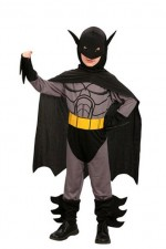 Costume Super Heros Bat