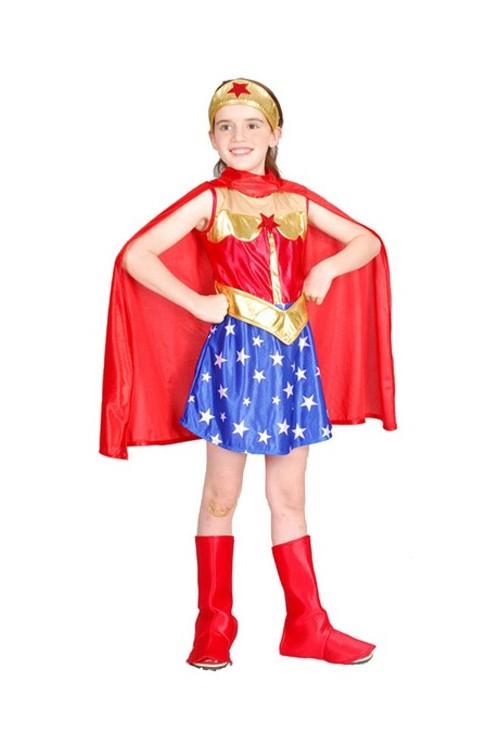 deguisement super h roine fille et autres costumes de h ros pour enfants. Black Bedroom Furniture Sets. Home Design Ideas