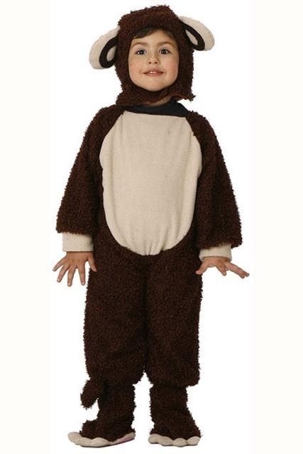 deguisement enfant singe