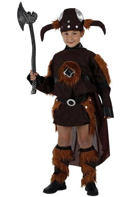 déguisement viking