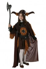 Costume Viking Fille