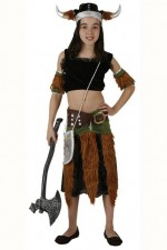Costume Viking Scandinave