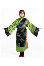 Robe Chinoise Fille