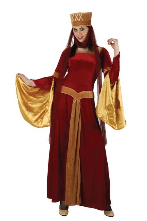 princesa Sénégonde Disfraz mujer de para nwOX80Pk