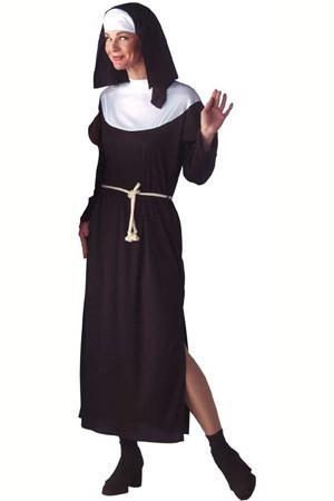deguisement de nonne et autres costumes adultes. Black Bedroom Furniture Sets. Home Design Ideas
