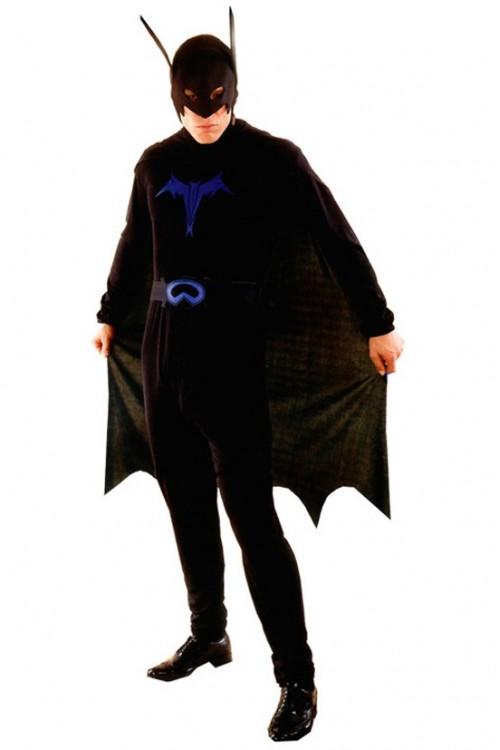 Deguisement super heros noir et d guisements super h ros - Super heros deguisement ...