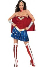 Deguisement Wonder Woman