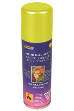 Spray Cheveux Jaune