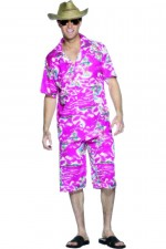Costume Hawai Homme