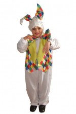 Costume de Lapin Coloré