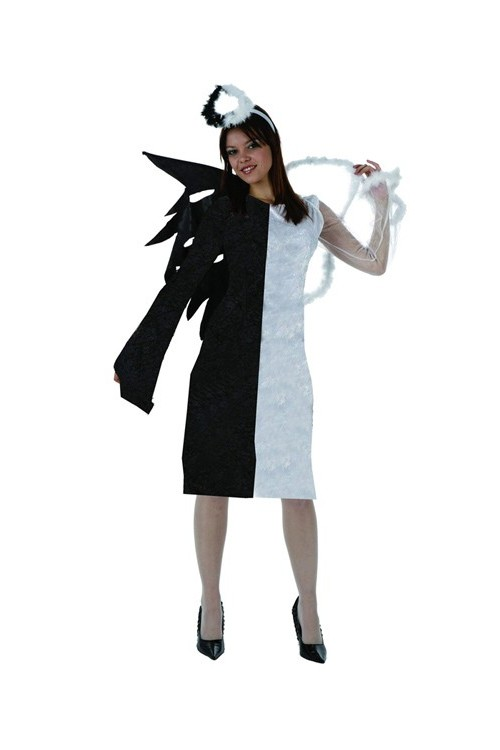 robe ange d 39 halloween vente de d guisements halloween et. Black Bedroom Furniture Sets. Home Design Ideas