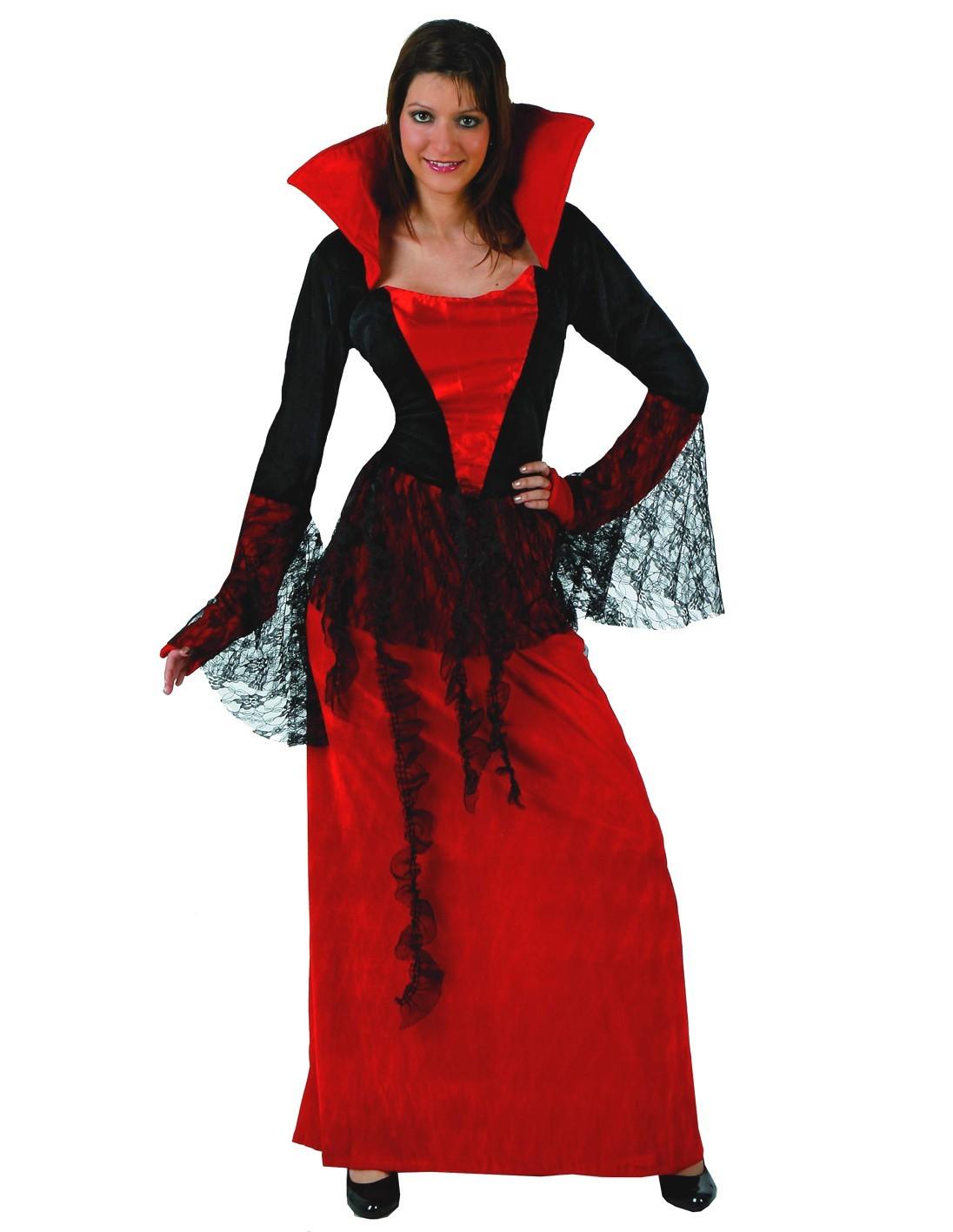d guisement halloween femme vampire fashion designs. Black Bedroom Furniture Sets. Home Design Ideas