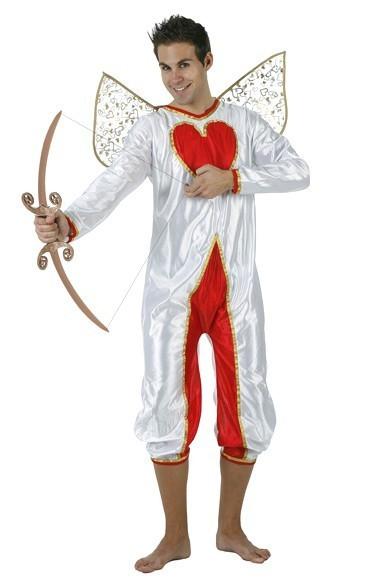 déguisement homme ange