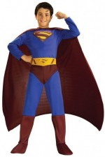 costume superman de luxe enfant