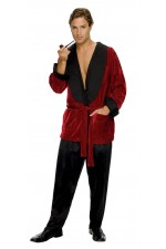 Costume Hugh Hefner Playboy