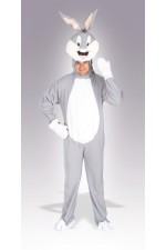 Costume Lapin adulte luxe Bugs Bunny
