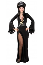Costume adulte sexy Elvira