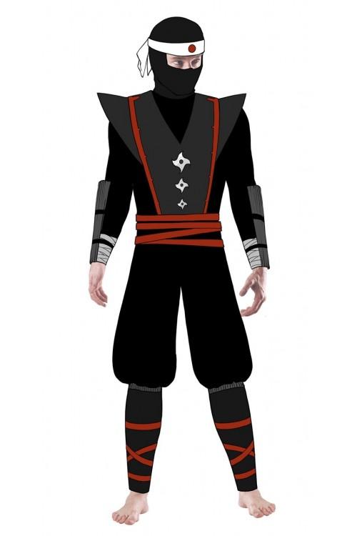 bce3062fc07126 Déguisement de Guerrier Ninja   Vente de déguisements Ninja et ...