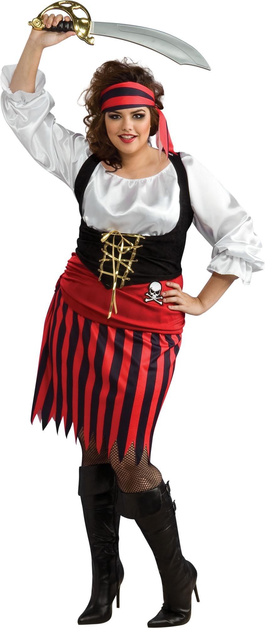 826ebc07dce Déguisement pirate femme +