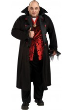 Costume vampire royal - Taille ++