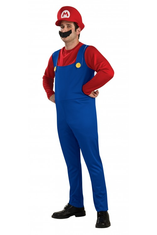 Bros™ Mario Adulte Déguisement Adulte Déguisement Classique Classique XiuPkOZT