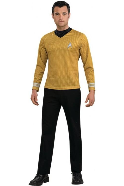 sweatshirt star trek captain kirk vente de d guisements homme et sweatshirt star trek. Black Bedroom Furniture Sets. Home Design Ideas