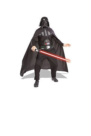 deguisement dark vador de luxe star wars et autres costumes aultes. Black Bedroom Furniture Sets. Home Design Ideas