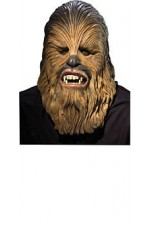 Masque adulte Chewbacca™ Luxe