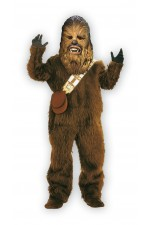 Costume adulte Chewbacca™ luxe - Taille Unique