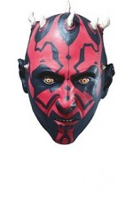 Masque latex 3/4 Darth Maul™