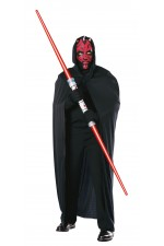 Cape et masque adulte Darth Maul™