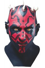 Masque latex adulte Darth Maul™