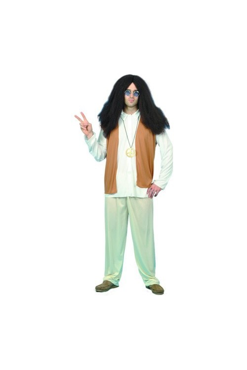 D guisement hippie baba cool - Vetements hippie baba cool ...
