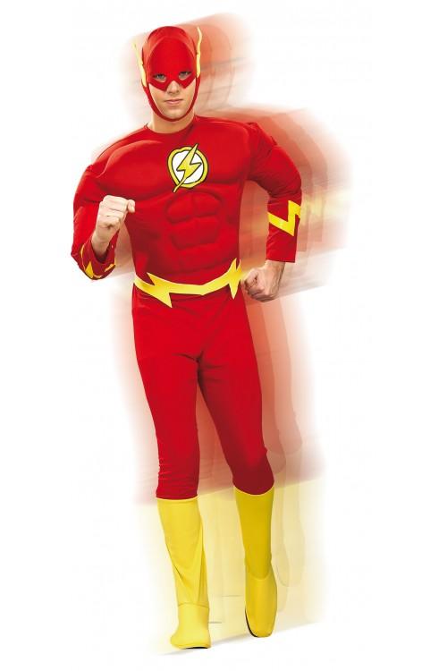 D guisement luxe flash vente de d guisements super h ros et d guisement luxe flash - Super heros deguisement ...