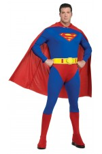 Costume adulte Superman™ plus size