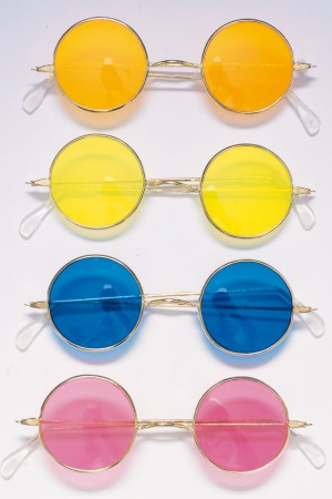 Lunettes Hippies