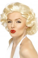 Perruque Marilyn Monroe