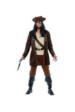 Costume de pirate Boucanier
