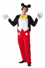 Costume Adulte Mickey