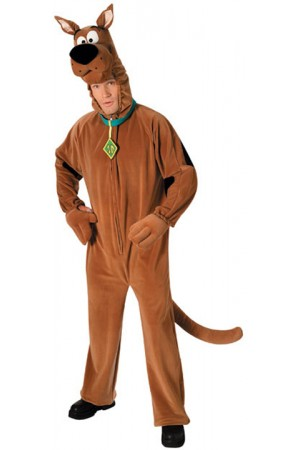 COSTUME ADULTE SCOOBYDOO PHOTOS MANQUANTES