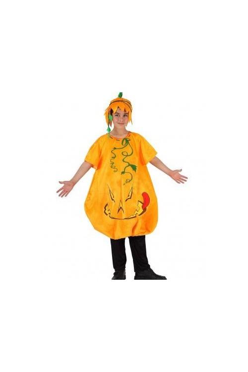 costume garon citrouille