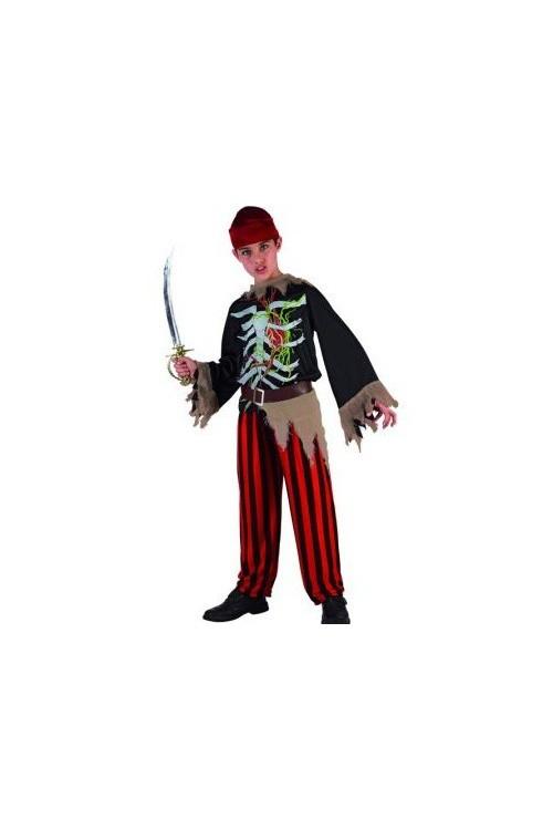 costume squelette pirate vente de d guisements halloween et costume squelette pirate. Black Bedroom Furniture Sets. Home Design Ideas