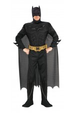 Costume adulte Batman Deluxe