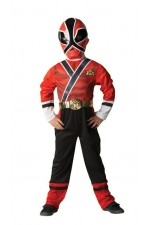 Costume enfant Power Rangers Samurai
