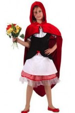Costume Chaperon-rouge enfant