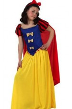 Costume Blanche- neige fille